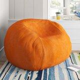 Foam Orange Bean Bag Chairs You Ll Love In 2020 Wayfair