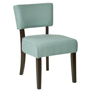 Castonguay Upholstered Dining Chair by Wi..
