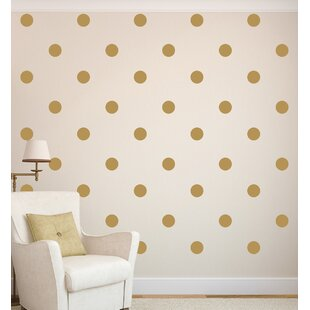 Metallic Gold Wall Decals | Wayfair