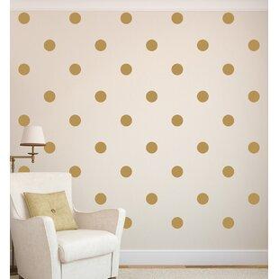 Beautiful Metallic Gold Wall Decals | Wayfair