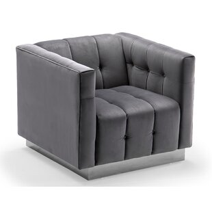 Everly Quinn Dartford Accent Arm Chair