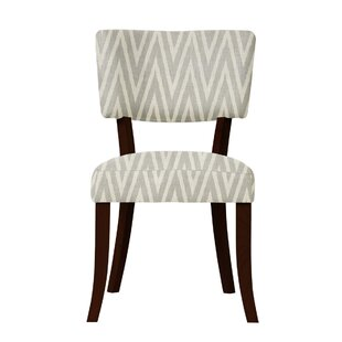 Alladin Side Chair (Set of 2) by Corrigan Studio