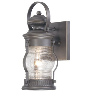 Breakwater Bay Saint Georges Outdoor Wall Lantern