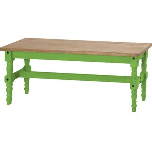 Pinard Solid Wood Bench by Gracie Oaks