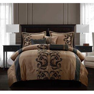 Helda 7 Piece Comforter Set