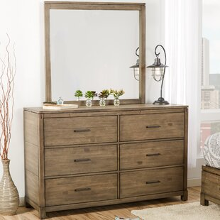 Mercury Row Seleukos 6 Drawer Double Dresser..