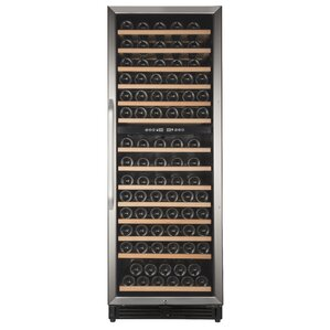 148 Bottle Dual Zone Convertible Wine ..
