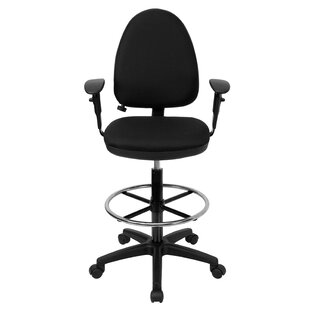Affordable Personalized Drafting Chair by Flash Furniture Reviews (2019) & Buyer's Guide