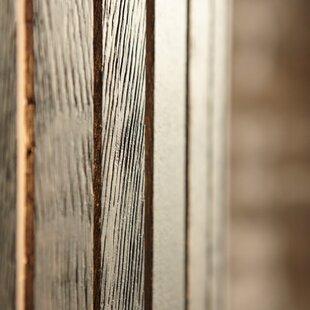 ZANEEN design Luz Oculta Wood Suspension 1-Light Pendant