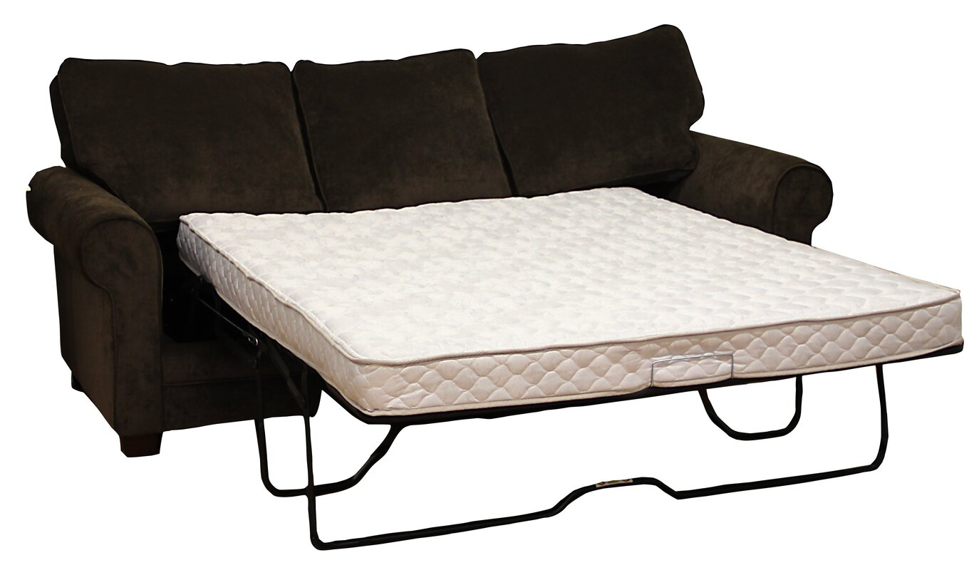 Classic Brands 45 Plush Sofa Bed Innerspring Mattress Reviews