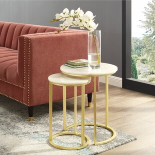 Kayson Round 2 Piece Nesting Tables