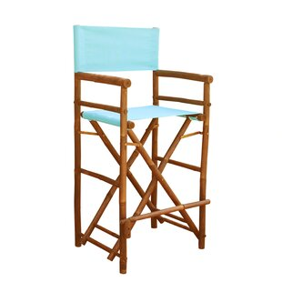 High Director Folding Patio Dining Chair (Set of 2)
