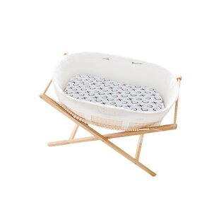 Harriet Bee smallwood Bassinet OX Waterpr..