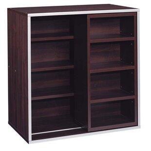 Price comparison Mireia Cube Unit Bookcase ByOne Allium Way