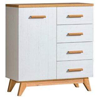 Holsinger 2 Door Accent Cabinet by Ebern Designs