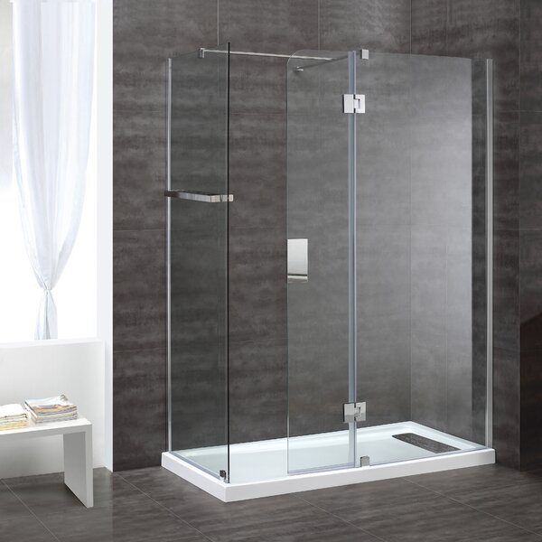 ove decors nevis 46 6 x 79 shower door reviews