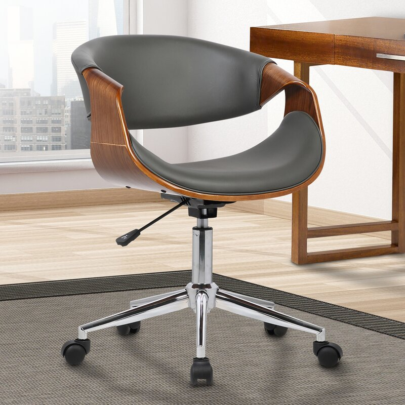 mid century office chair. Egremont Mid-Century Desk Chair Mid Century Office S