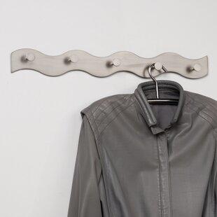 Wall Mounted Coat Rack By Mercury Row