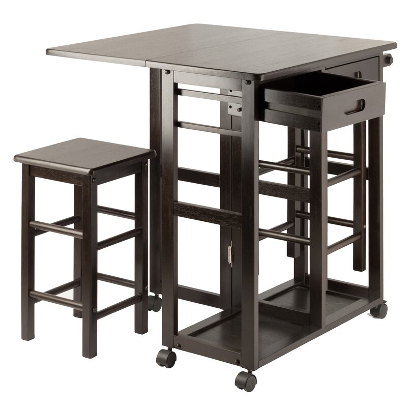 Guyer Kitchen Island Set