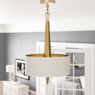Willa Arlo Interiors Bromelton 1-Light Pendant