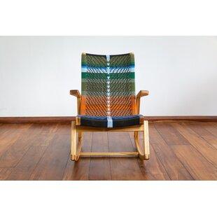 Rocking Chair By Masaya & Co