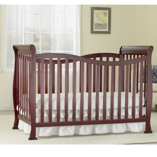 Affordable Jessica Big Oshi 7-in-1 Convertible Crib By Baby Time International, Inc.
