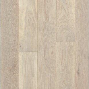 Turlington Signature Series 5 Engineered Northern White Oak Hardwood Flooring In Antiqued