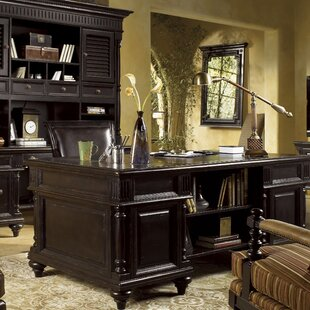 Kingstown Admiralty Solid Wood Executive Desk