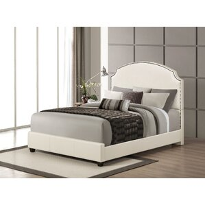 Kristina Upholstery Panel Bed by ACME Furniture