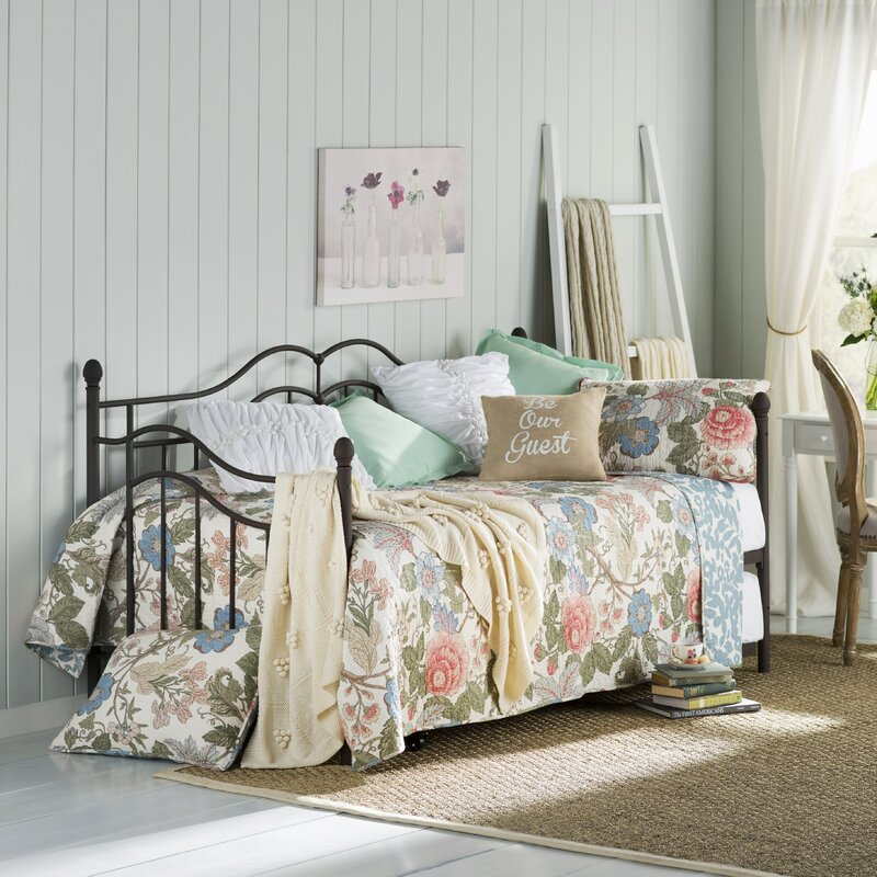 Fantastisk Andover Mills Daybed with Trundle & Reviews | Wayfair.ca PH94