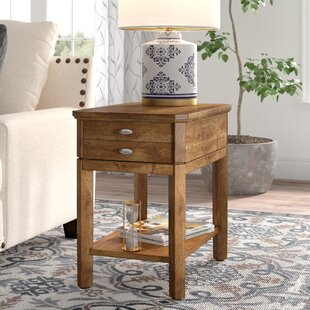 Online Reviews Weybossett End Table by Alcott Hill