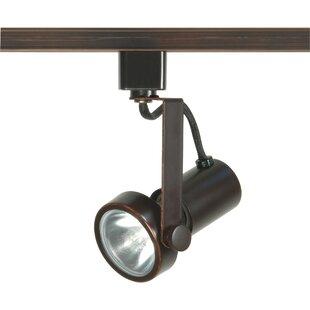 Nuvo Lighting Gimbal 1-Light Ring PAR20 Track Heads