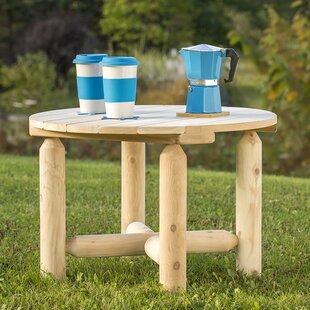 Hooper Round Coffee Table by Loon Peak Amazing