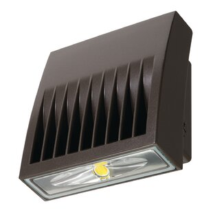 Crosstour 12-Watt LED Outdoor Security Wall Pack by Cooper Lighting LLC