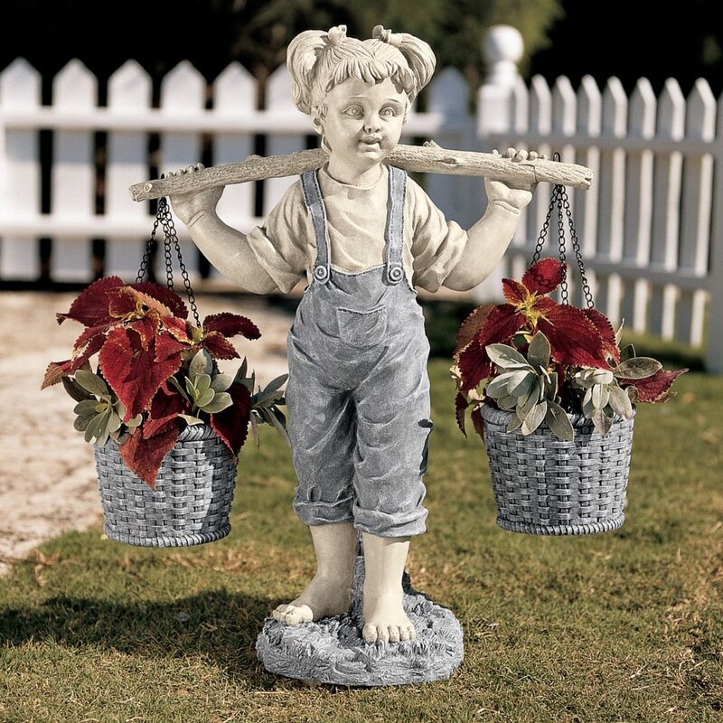 Beautiful Martin Garden Statue
