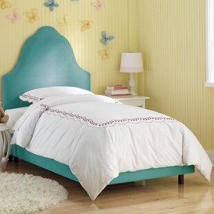 High Arc Panel Bed BySkyline Furniture