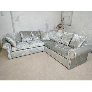 Lorelai Reversible Corner Sofa By Willa Arlo Interiors