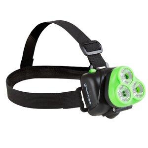 3-Light LED Headlamp