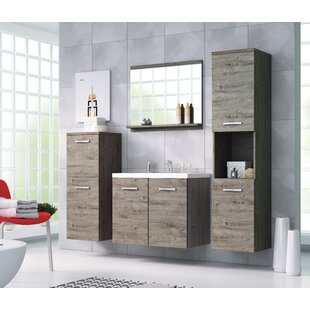 Almyra 30 X 30cm Wall Mounted Cabinet By Brayden Studio