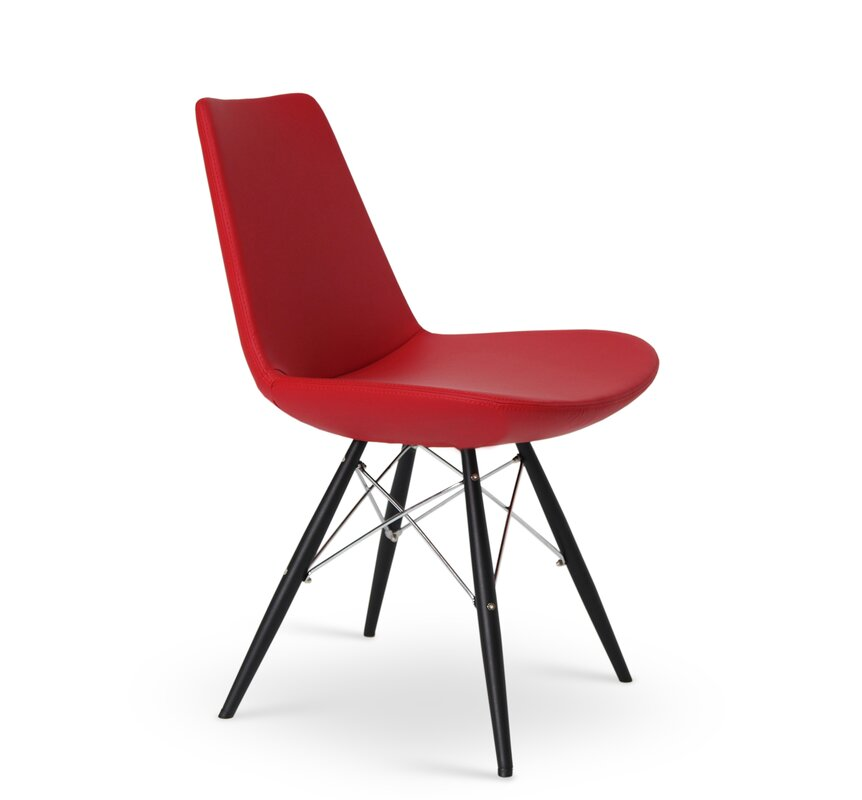 eiffel upholstered dining chair