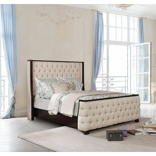 Salcedo Upholstered Panel Bed
