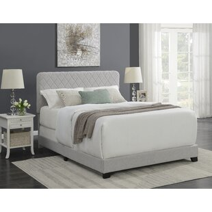 Glenmere Upholstered Panel Bed
