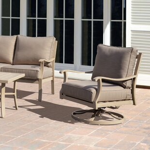Caressa Patio Chair with Cushion