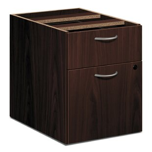Foundation Hanging 2-Drawer Vertical Filing Cabinet
