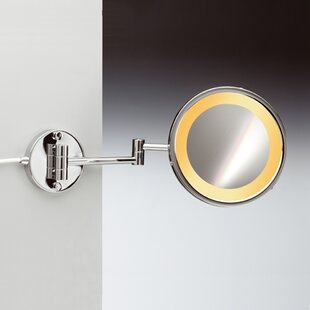 Windisch by Nameeks Wall Mounted Magnifying Mirror