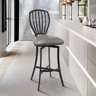 Stevenage Contemporary 26 Swivel Bar Stool