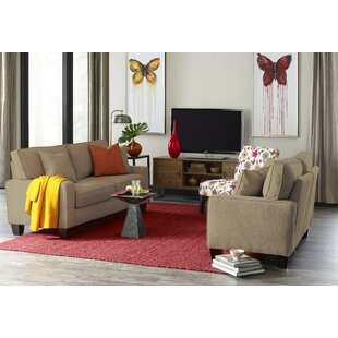 Palisades 2 Piece Living Room Set by Serta at Home