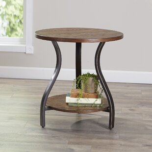 Bess End Table by August Grove
