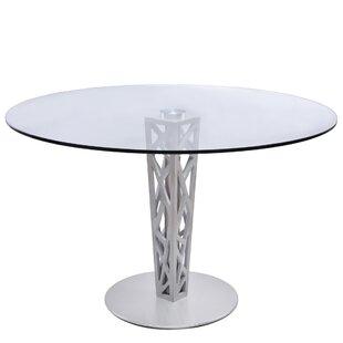 Bonetti Round Dining Table by Orren Ellis