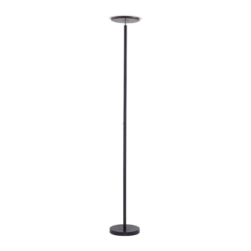 Cryal 181cm Led Torchiere Floor Lamp